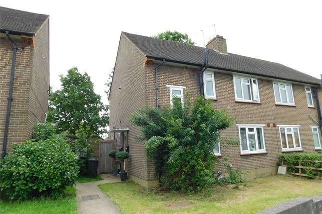 Thumbnail Flat for sale in Gifford Gardens, Hanwell, London