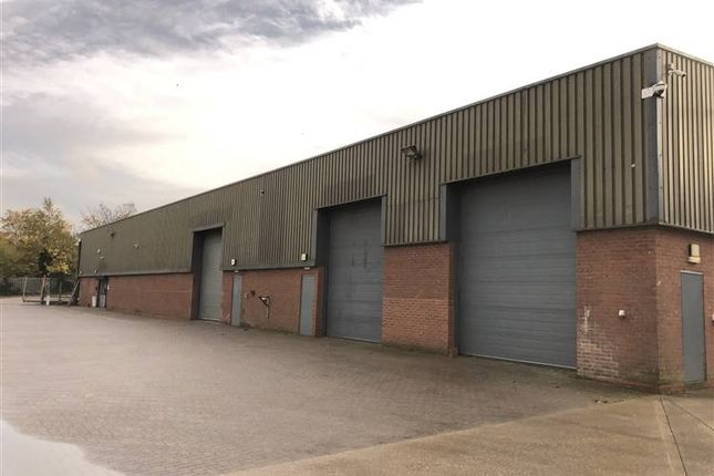 Thumbnail Warehouse to let in Wood Street, Rugby
