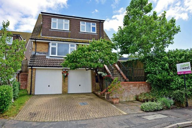 4 bed detached house for sale in Willow Close, Woodingdean, Brighton, East Sussex