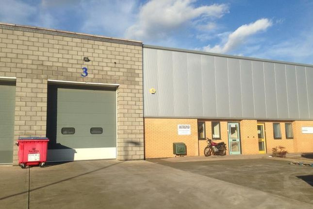 Thumbnail Light industrial to let in Unit 3, Lime Kilns Business Park, Hinckley