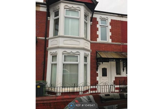 Thumbnail Terraced house to rent in Mardy Street, Cardiff