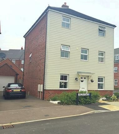 Thumbnail Property to rent in Fieldstone, Houghton Regis, Dunstable