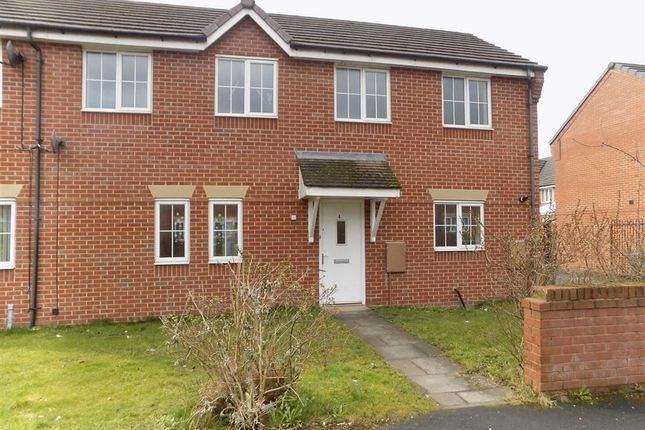 Thumbnail Terraced house to rent in Fallow Avenue, Manchester