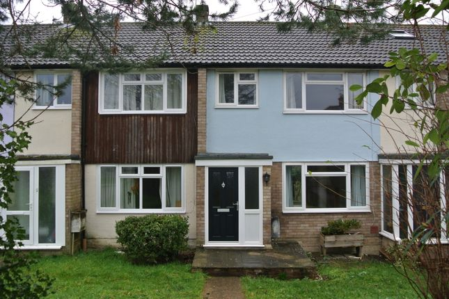 Thumbnail Terraced house to rent in Weydon Hill Close, Farnham