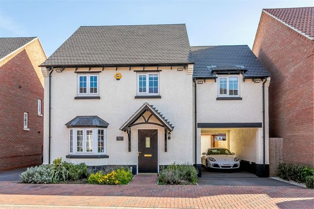 Thumbnail Detached house for sale in Red Cross Way, Nuneaton, Warwickshire