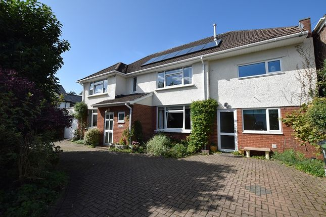 Thumbnail Detached house for sale in Heol Wen, Rhiwbina, Cardiff.