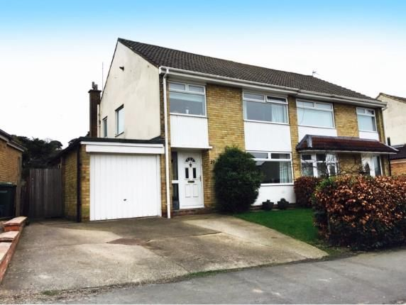 Thumbnail Semi-detached house for sale in Roseberry Crescent, Great Ayton, Middlesbrough
