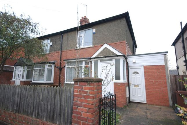 Thumbnail Semi-detached house to rent in Elm Grove, Fawdon, Newcastle Upon Tyne