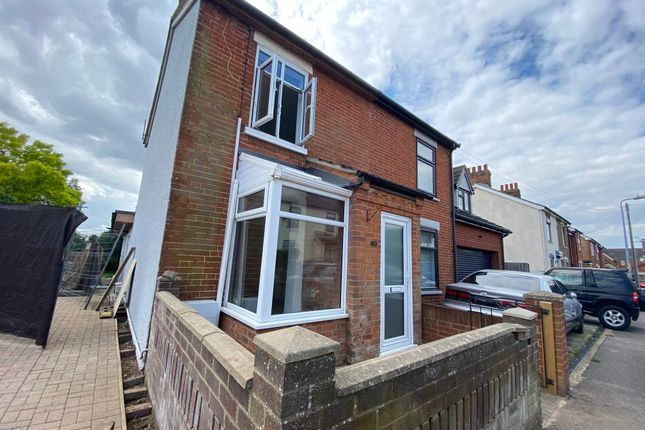 3 bed semi-detached house to rent in Exeter Road, Ipswich IP3