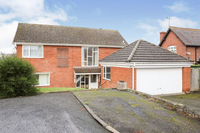 Thumbnail Detached house for sale in Franche Court Drive, Kidderminster