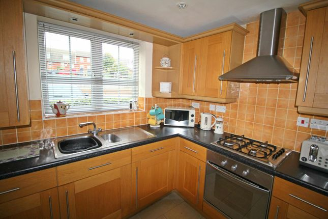 Thumbnail Flat to rent in Addy Close, Balby, Doncaster