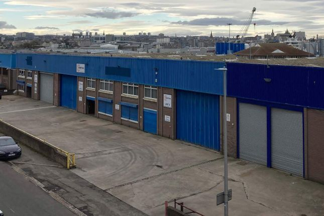 Thumbnail Light industrial for sale in Units 1-7 Crombie Road, Aberdeen