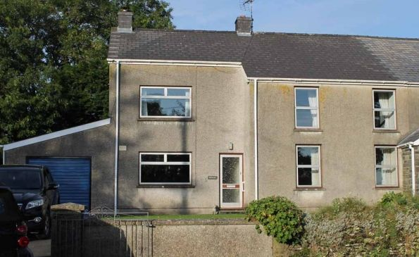 Thumbnail Cottage to rent in Pentalar, Tynreithin