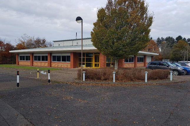 Thumbnail Office for sale in Bain Square, Livingston