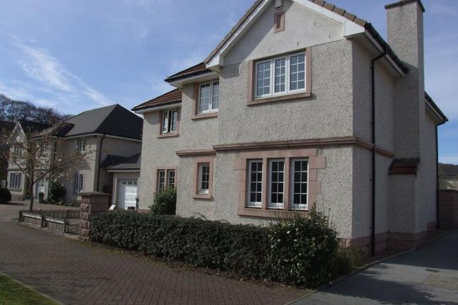 Thumbnail Detached house to rent in Grandholm Grove, Bridge Of Don, Aberdeen