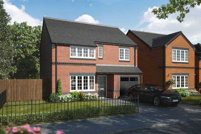 Thumbnail Detached house for sale in Yarm Road, Stockton-On-Tees