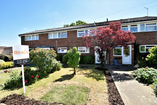Thumbnail Terraced house for sale in St Johns Road, Hedge End, Southampton, Hampshire