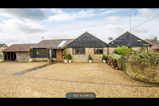 Thumbnail Detached house to rent in The Old Dairy, Littleworth, Faringdon