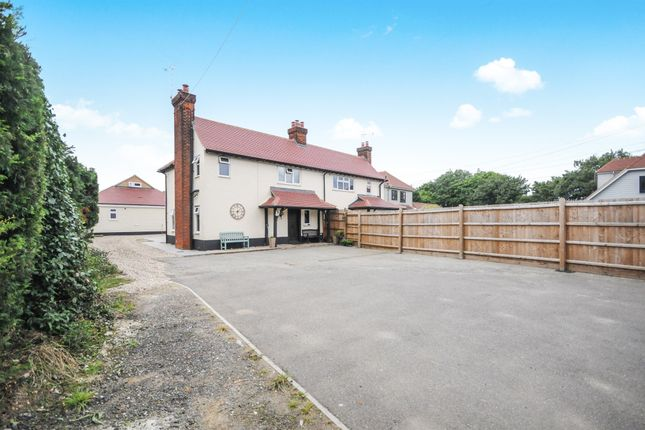 Thumbnail Semi-detached house for sale in Lightfoots, Tye Green, Braintree