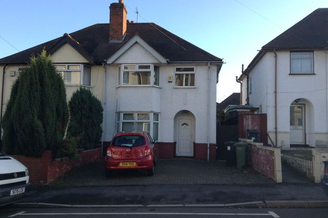 Thumbnail Semi-detached house to rent in Charlotte Street, Leamington Spa