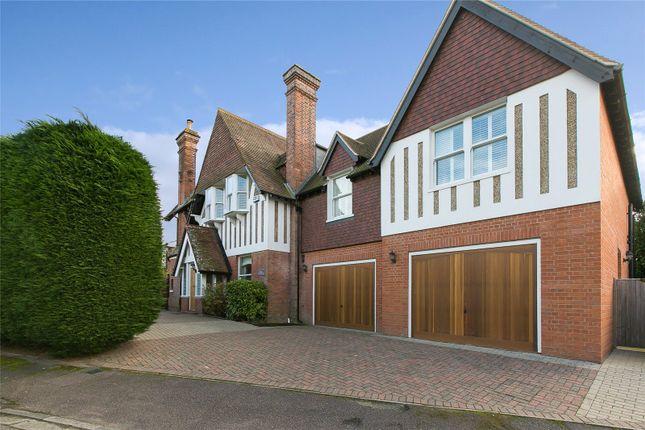 Thumbnail Detached house for sale in London Road, Tonbridge, Kent