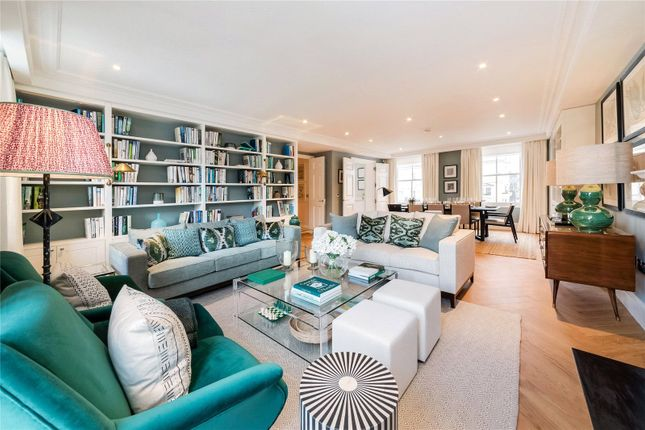 Thumbnail Flat to rent in Chesham Street, Belgravia, London