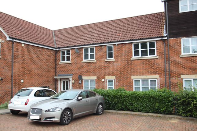 Thumbnail 1 bed flat for sale in Chalgrove Field, Oakhill, Milton Keynes