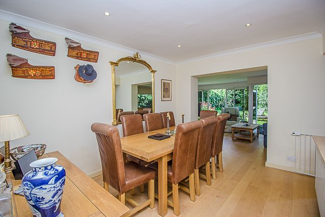 Dining Room of Church Road, East Molesey KT8