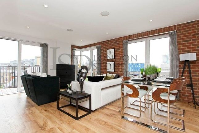 Living/Dining of Number One Street, Royal Arsenal, London SE18