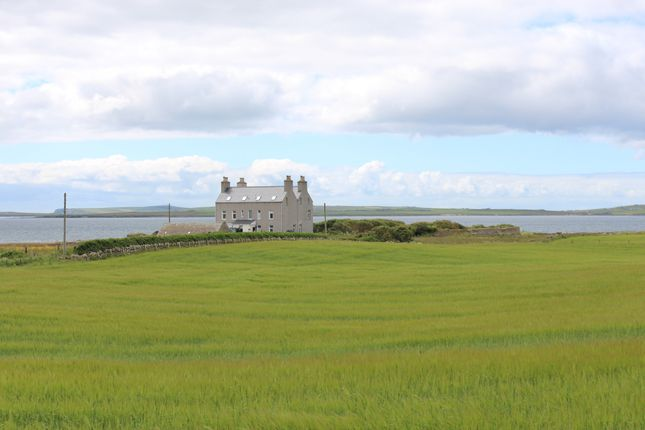 Thumbnail Country house for sale in Cornquoy Bay, East Holm, Orkney