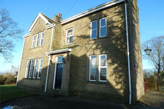 Detached house for sale in Old Hall Square, Worsthorne, Lancashire
