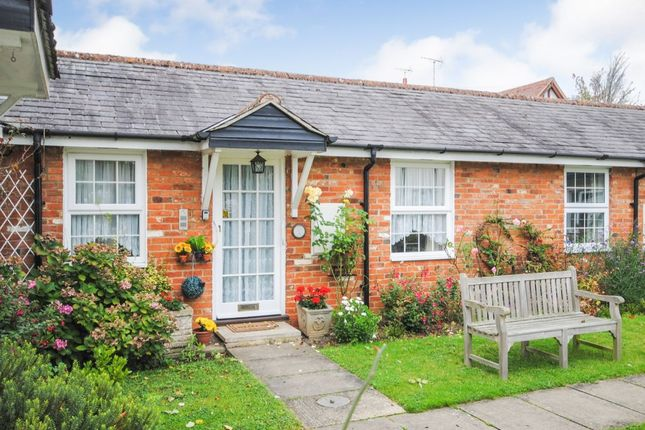 Thumbnail Bungalow for sale in The Gables, Bell Street, Sawbridgeworth
