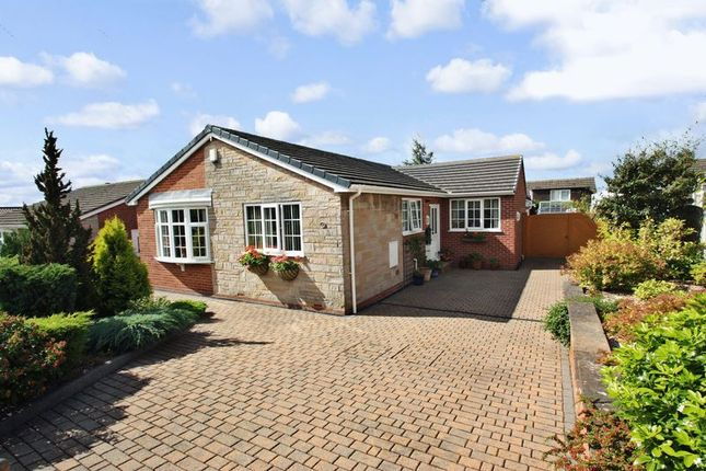Thumbnail Bungalow for sale in Stonegate Drive, Pontefract