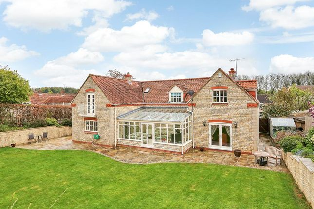 Thumbnail Detached house for sale in Newton Way, Woolsthorpe By Colsterworth, Grantham