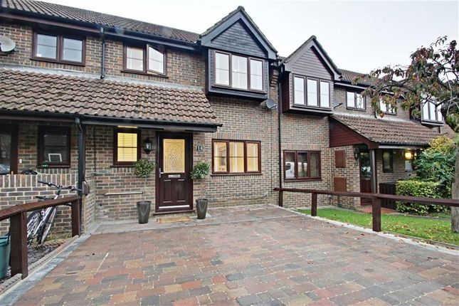 Thumbnail Semi-detached house for sale in Tooveys Mill Close, Kings Langley