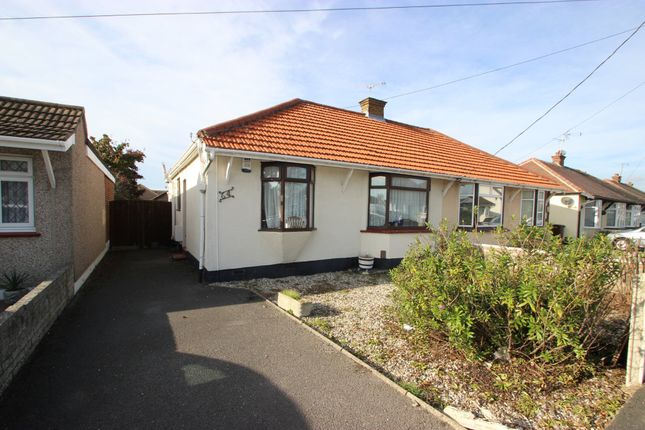 Thumbnail Semi-detached bungalow for sale in Gifford Road, Benfleet