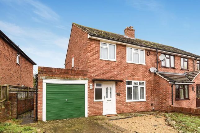 Thumbnail Semi-detached house for sale in South Avenue, Abingdon