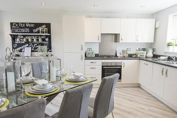 "Thumbnail Property for sale in ""The Stirling At The Orchard "" at Panmure Street, Glasgow"