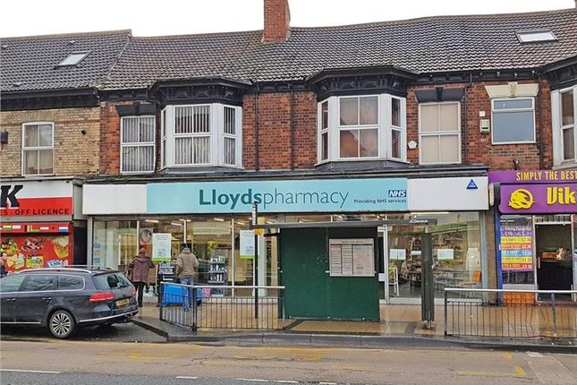 Retail premises for sale in - 477 Anlaby Road, Hull, East Riding Of Yorkshire