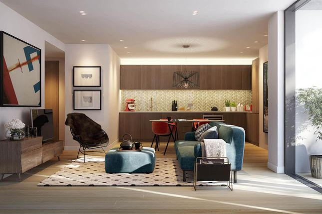 Thumbnail Flat for sale in Crown House, 145 City Road, Hoxton London