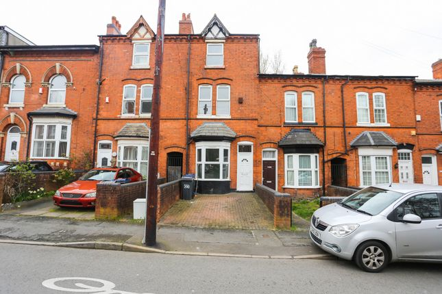 Thumbnail Terraced house to rent in Westminster Road, Birmingham, West Midlands