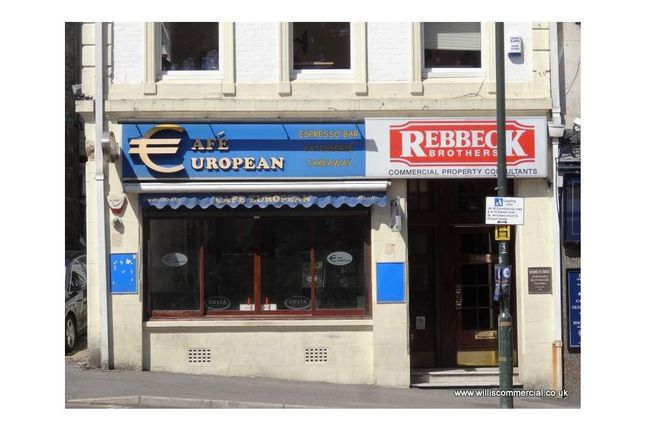 Thumbnail Restaurant/cafe to let in Exeter Road 10, Bournemouth