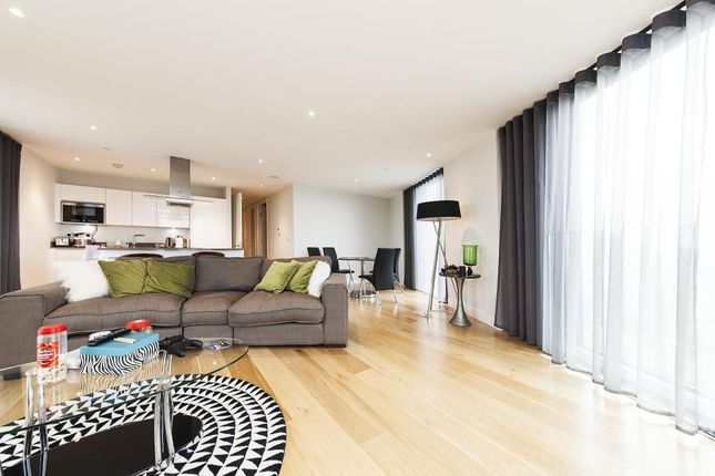 Thumbnail Flat to rent in Parkside, Cambridge CB1, Cambridge