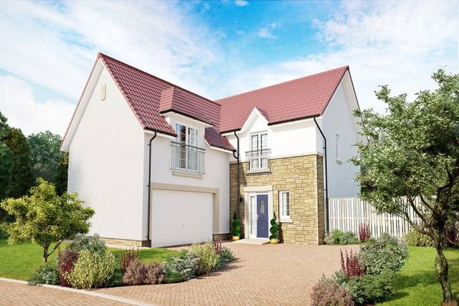 "Thumbnail Detached house for sale in ""Dewar"" at Penicuik Road, Roslin"