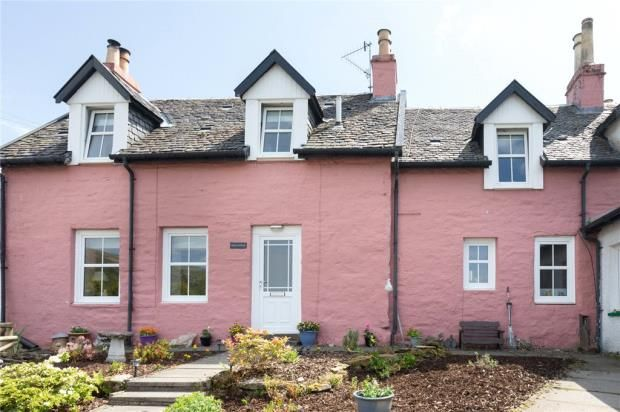 Thumbnail Semi-detached house for sale in The Old Smiddy, Strachur, Cairndow, Argyll And Bute