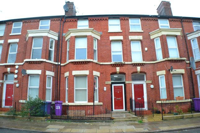 Thumbnail Terraced house to rent in Kelvin Grove, Toxteh, Liverpool