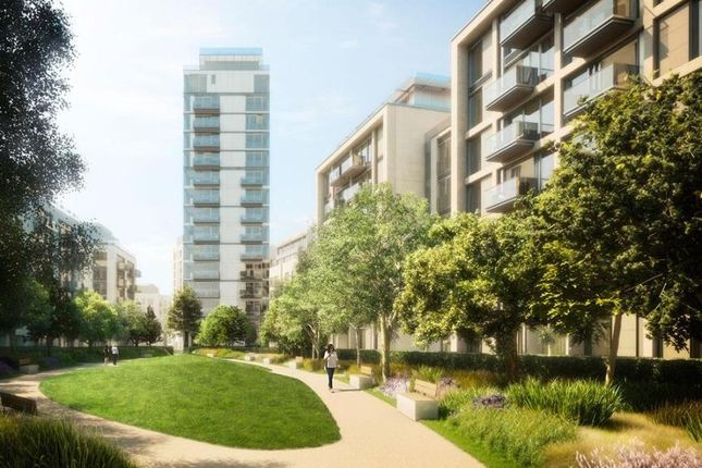 2 bed flat for sale in Lillie Road, London