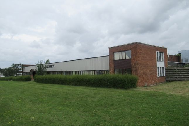 Thumbnail Industrial for sale in 32 Whitehouse Road, Ipswich