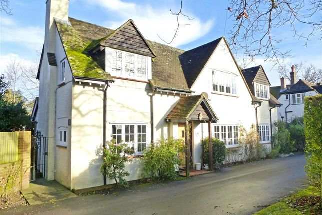Thumbnail Detached house for sale in Lye Green, Crowborough, East Sussex