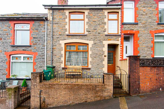 Thumbnail Terraced house for sale in Aberpennar Street, Mountain Ash